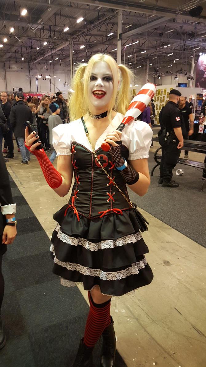 Harley Quinn by EgonEagle