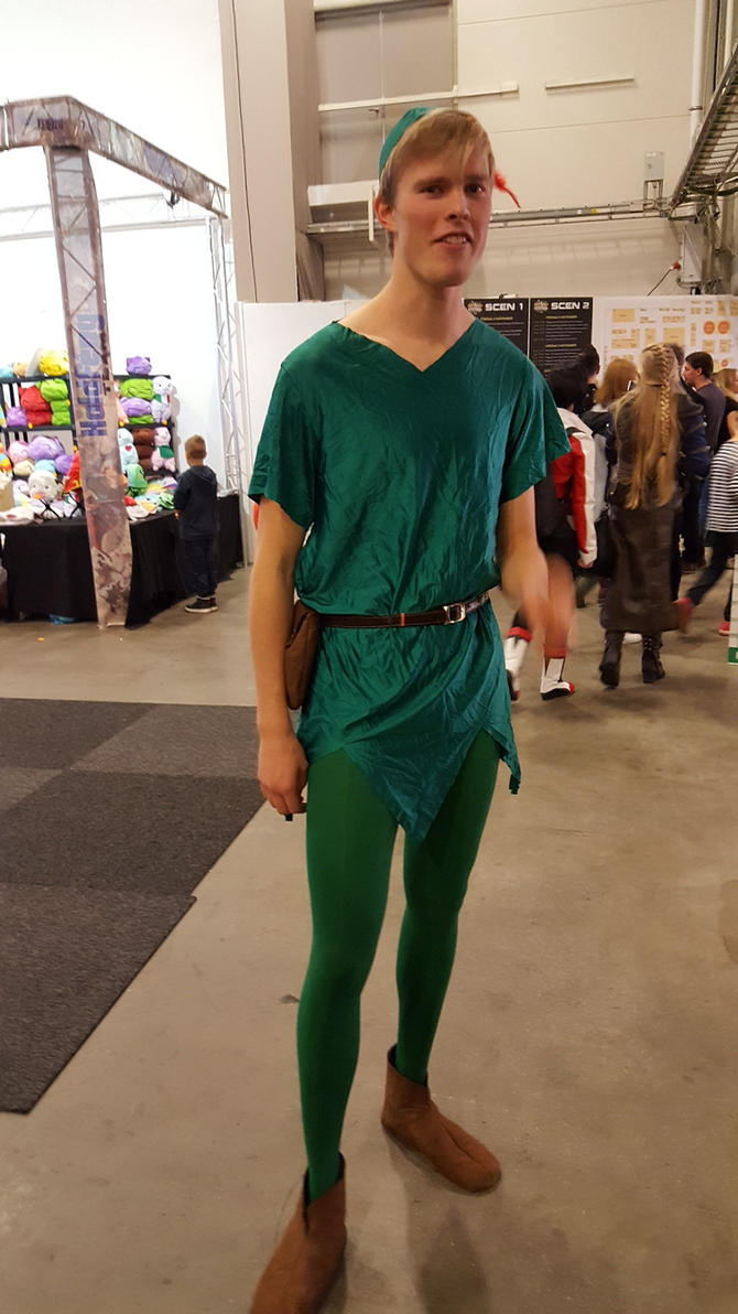 Peter Pan by EgonEagle