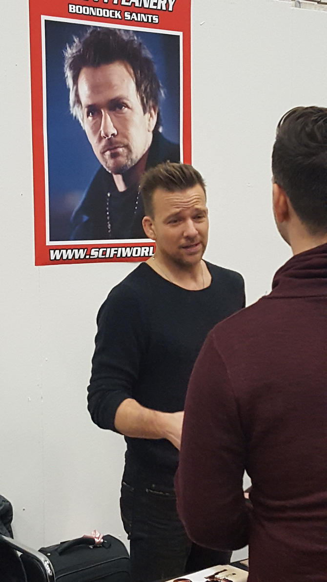 Sean P. Flanery by EgonEagle