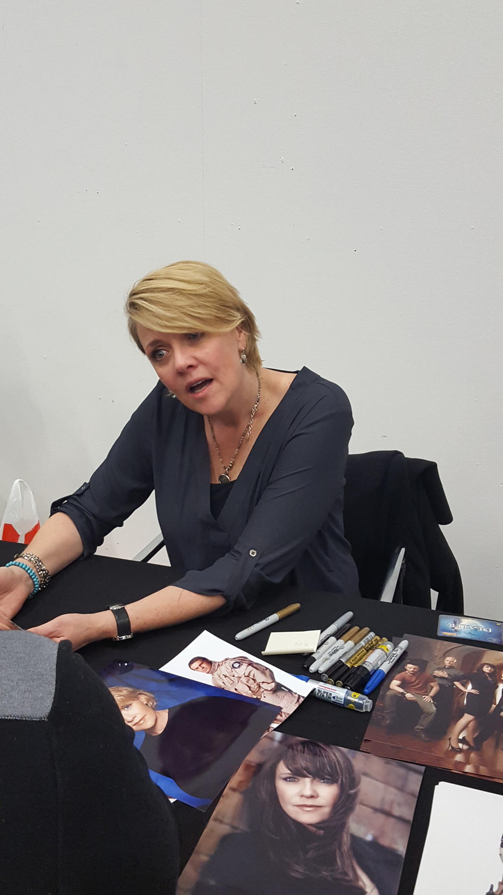 Amanda Tapping by EgonEagle