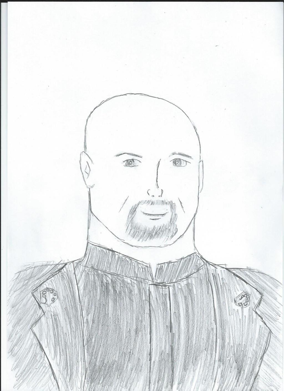 Kane by EgonEagle