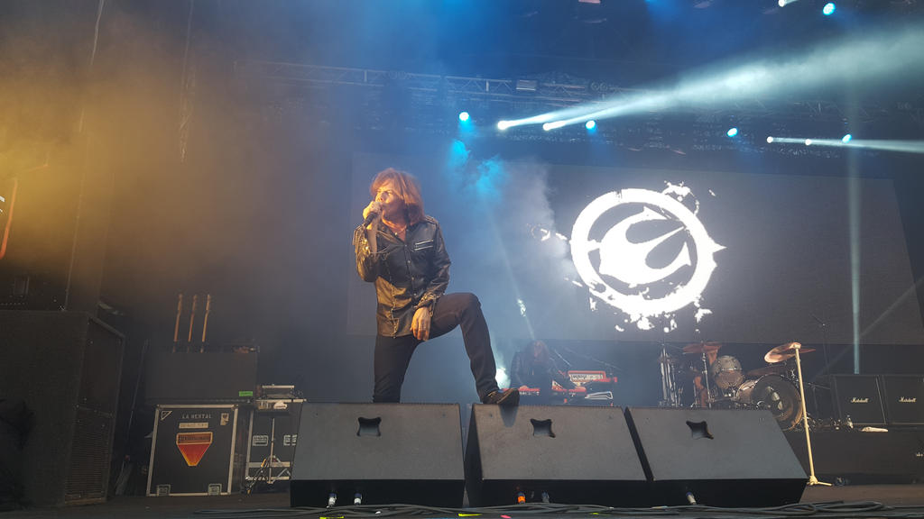 Joey Tempest by EgonEagle