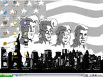 The Real Ghostbusters Desktop