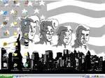 The Real Ghostbusters Desktop