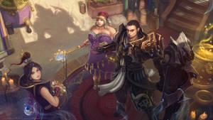 Diablo 3 Fan Art - 'Reaper Of Souls' Contest Entry by gavinli