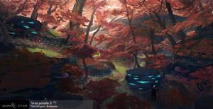 Eden Star Jungle Concept by gavinli