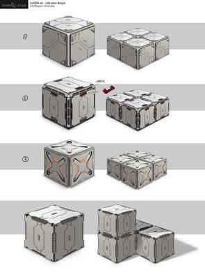 Eden Star 'Cube' Concepts