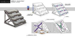 Eden Star 'Ramp' Concept by gavinli