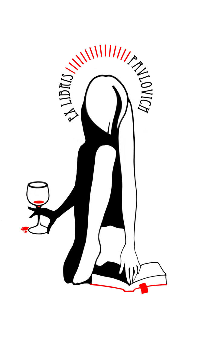Ex Libris 2010 by ironwool