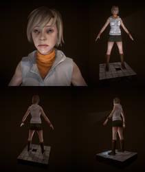 Heather Mason (new model) Silent Hill 3
