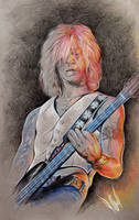 Duff McKagan by SweetChile