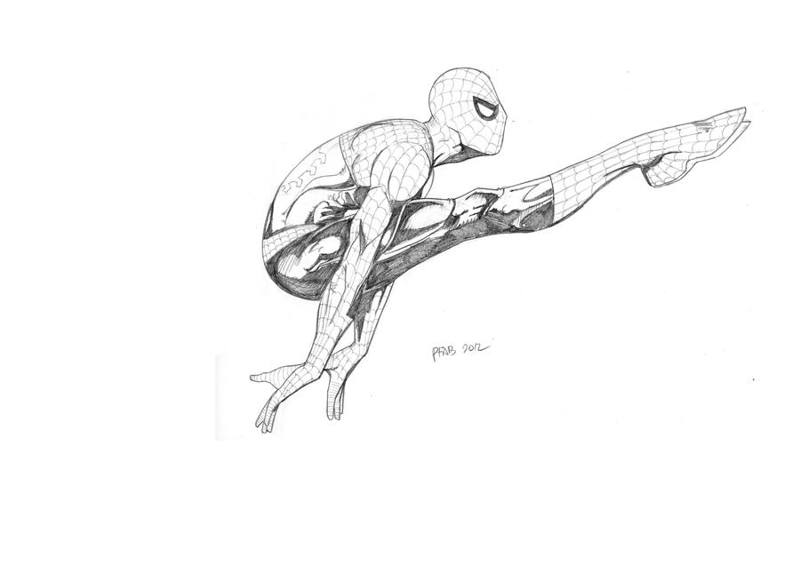 SPIDEY!!! by pfab
