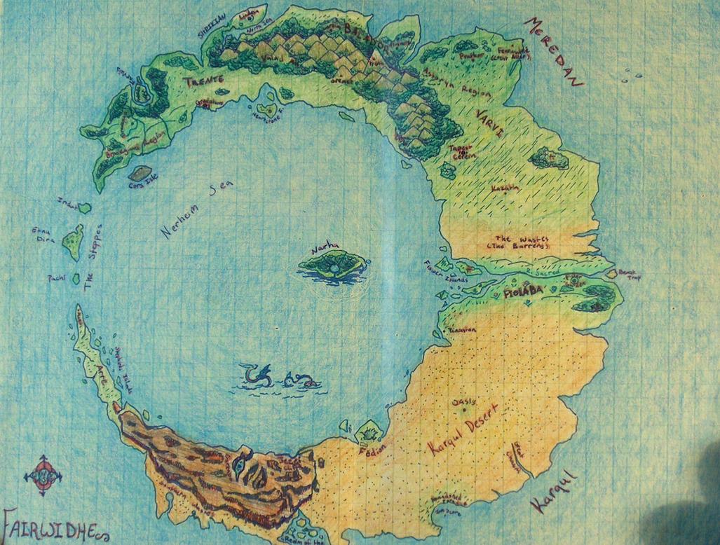 map by s e koenig imaginarymaps