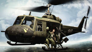 [SFM] Above Vietnam