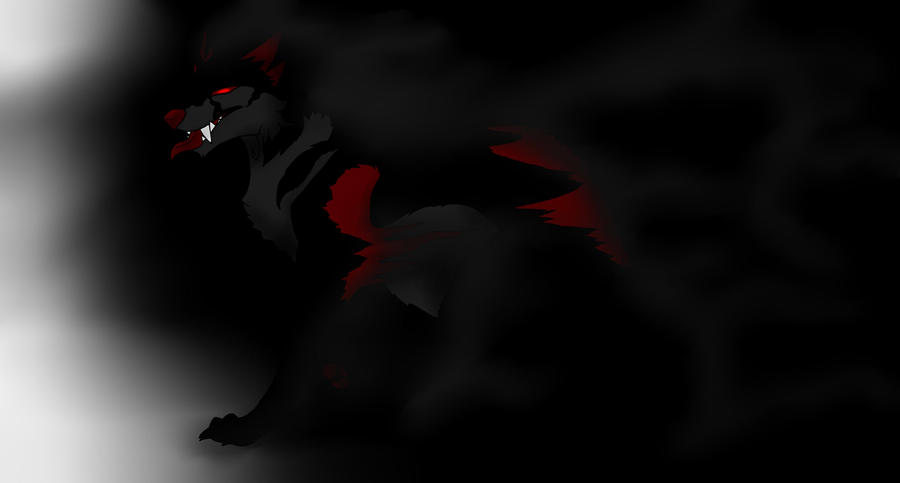 hell wolf by vampireassassin1444 - photo #2