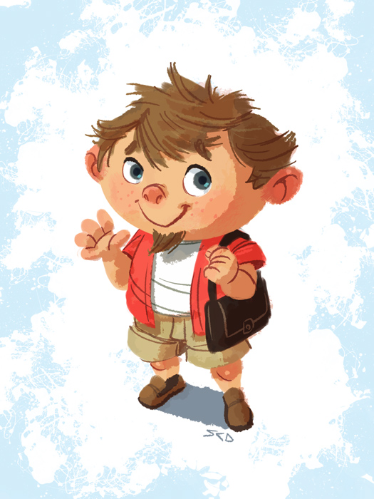 'Lil Sam by poojipoo