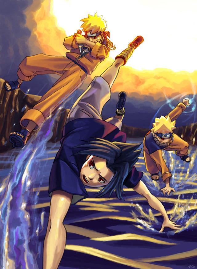 More_Naruto_Art_by_poojipoo