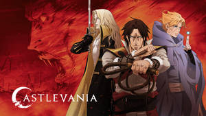 Castlevania Release Illustration