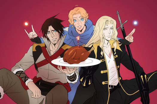 Castlevania, Happy Birthday!