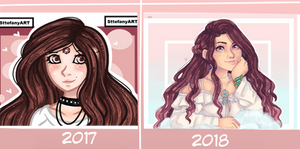 2017 - 2018 - Sttefany by ASttefany