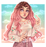 Sttefany Rose - original character by ASttefany