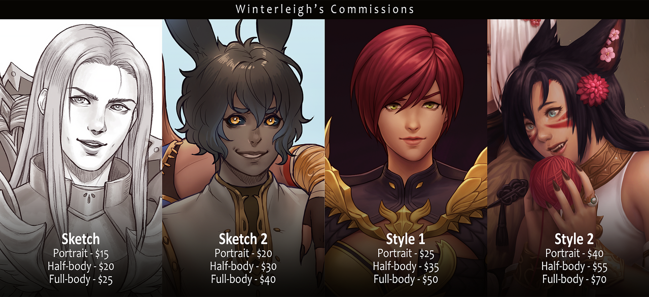 Winterleigh's Art Commissions [CLOSED]