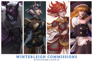 Winterleigh's Commissions [CLOSED]