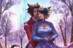 C: Maneki and Malin