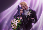C: Irisviel and Traei