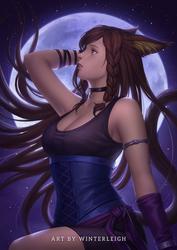 C: Luna Shirayuki