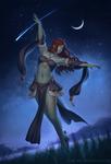 C: Maiden of the Stars