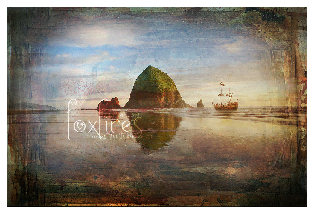 Parley Cove by Foxfires