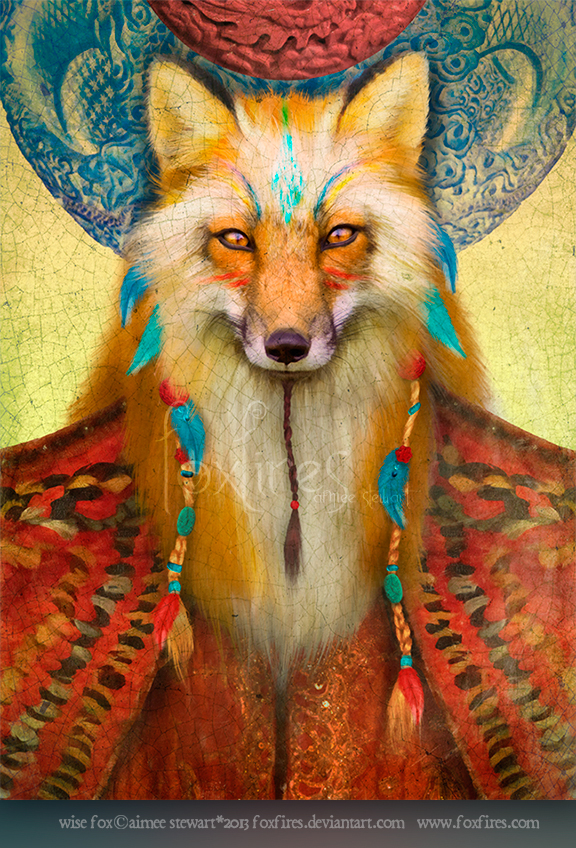 native american wallpaper fox-#3