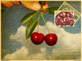 Cherry In The Sky by Foxfires