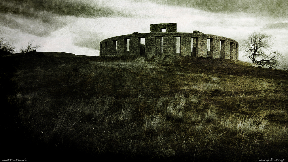 Maryhill Henge by Foxfires