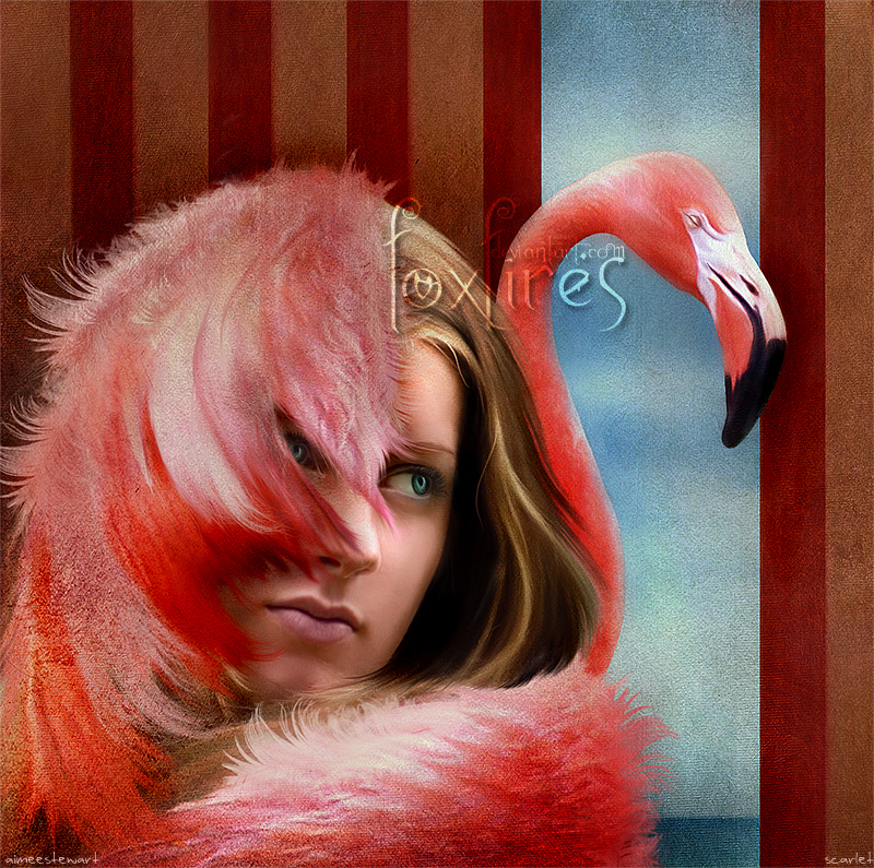 Scarlet by Foxfires