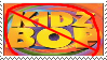 Anti kidz bop stamp