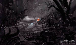 Arrietty - the sketch