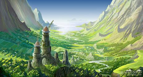 The Valley of the Wind, Nausicaa