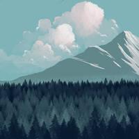 Minimal Mountain