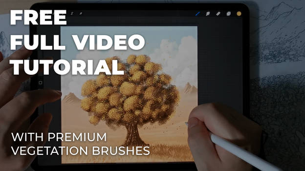 Tree Fall free full video tutorial