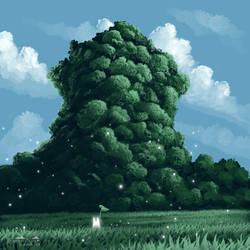 Totoro's Tree
