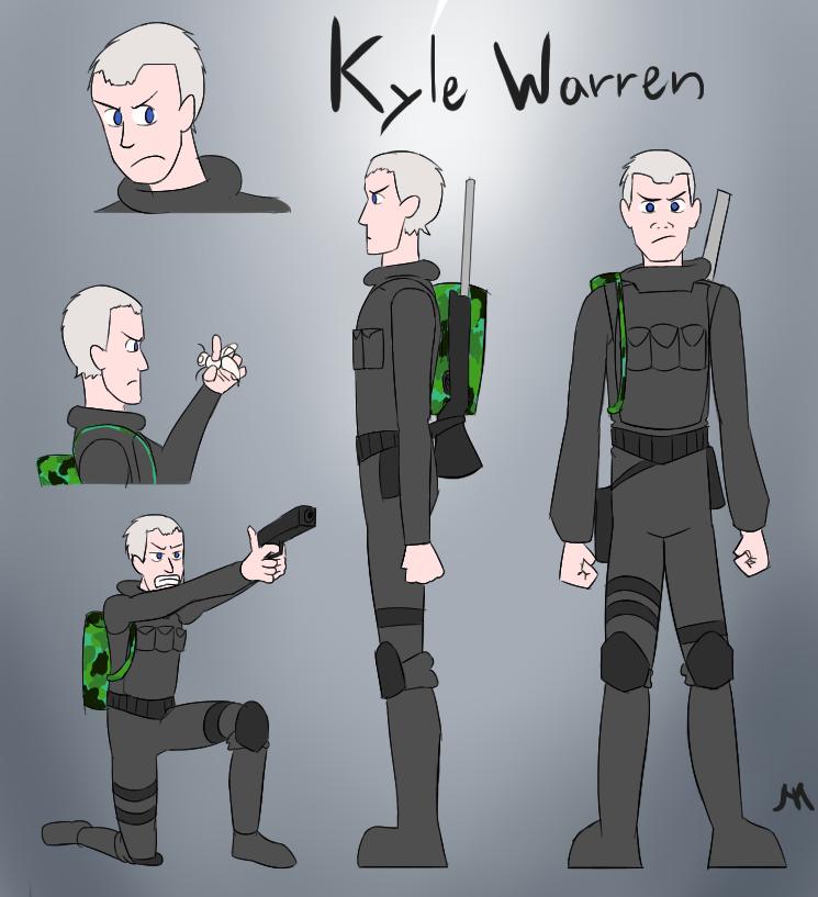 Kyle Warren, AngelZoneOCT Ref
