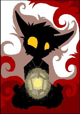mr.rage has a lantern. by seizureberry