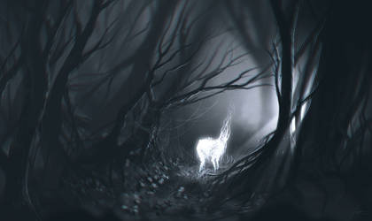 ghost of the forest