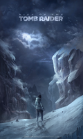 Rise of the Tomb Raider by freelancerart