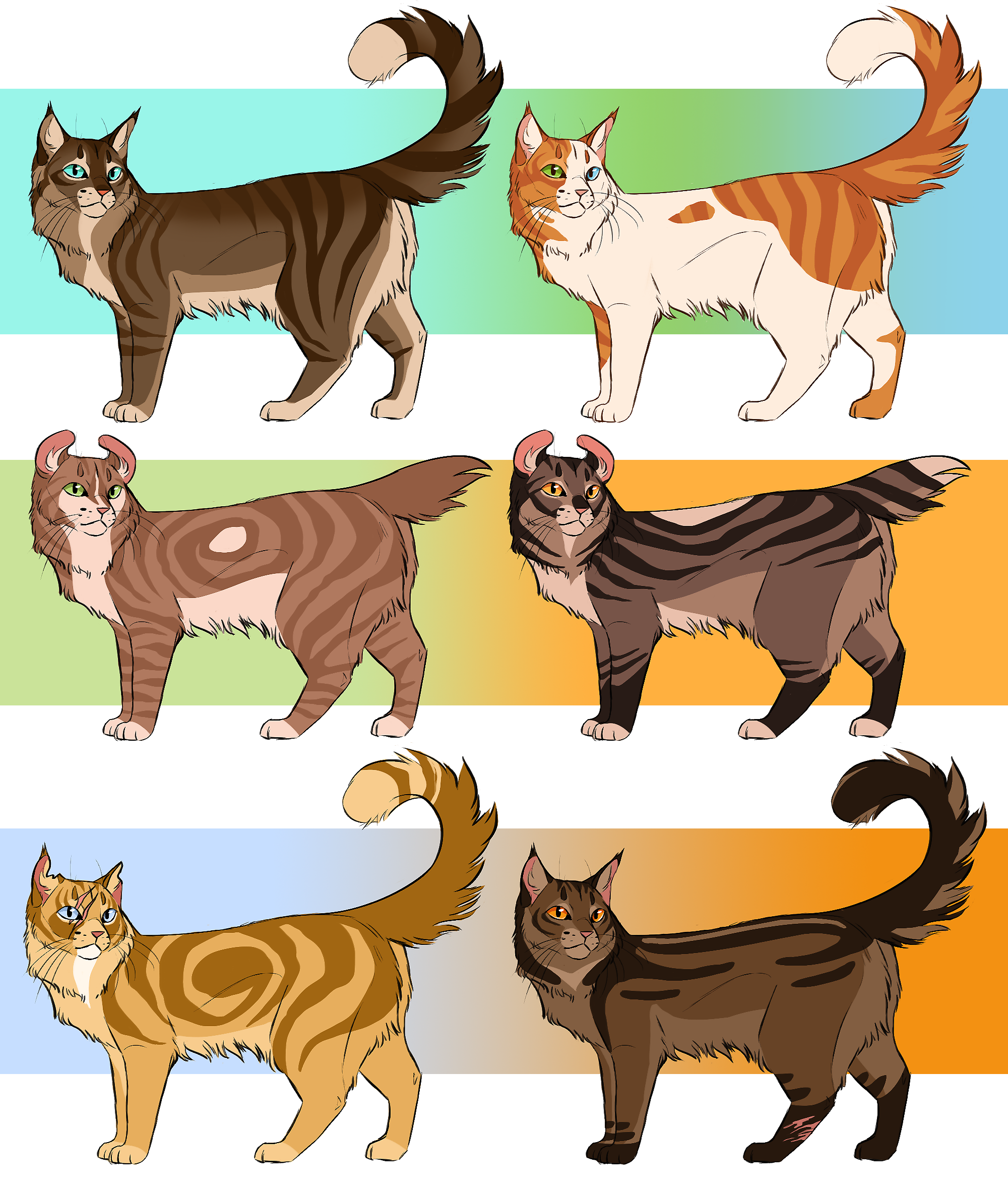 Good Warrior Cat Names For A Brown She Cat
