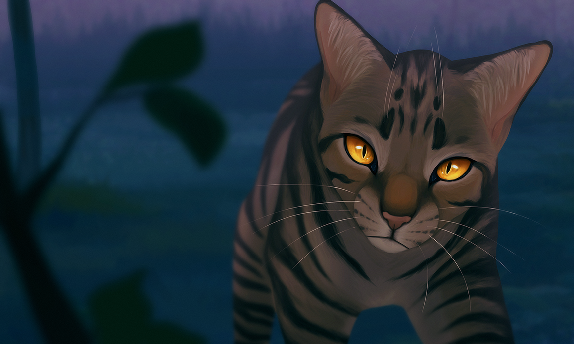 Quiet Hunter by ClimbToTheStars