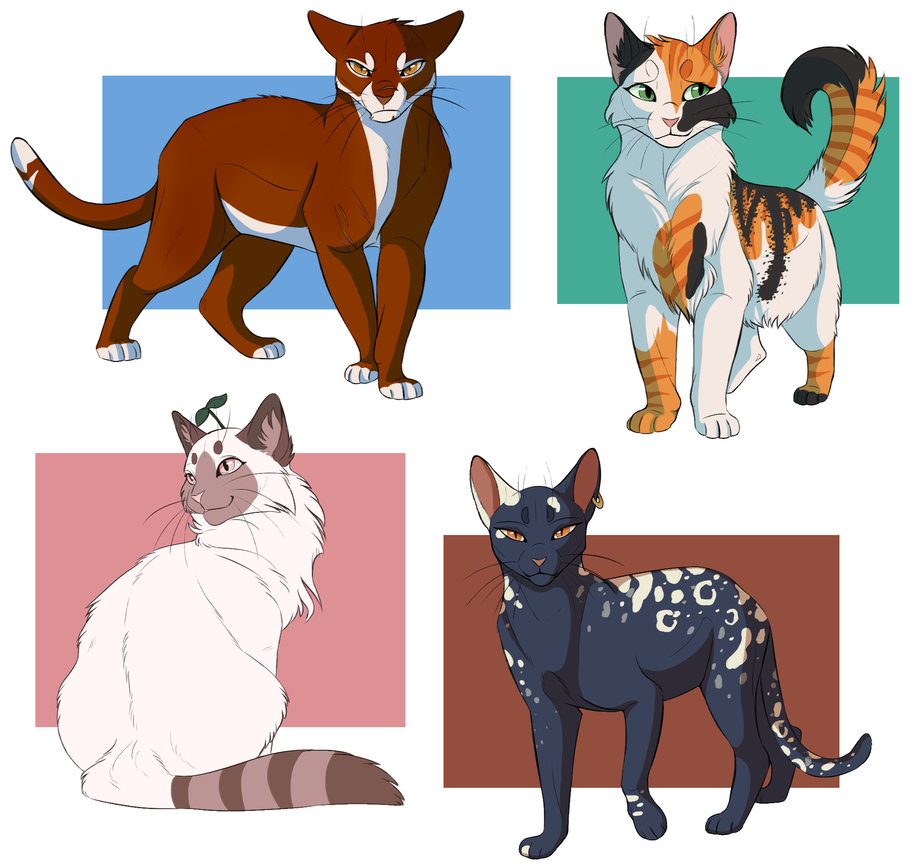 Moonflower Warrior Cats