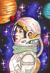 Interstellar colored by laeti-chan